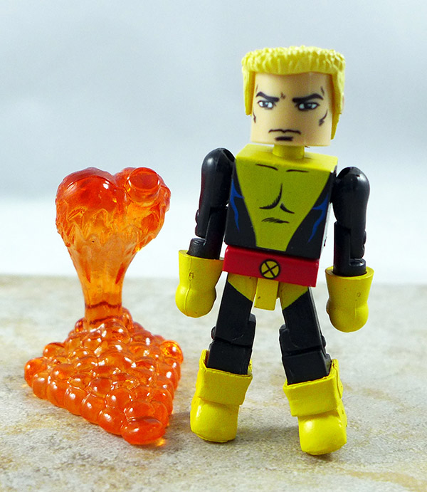 Cannonball Loose Minimate (New Mutants Box Set)