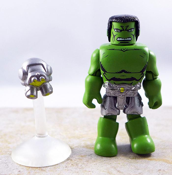 Hulk Loose Minimate (TRU Wave 16)