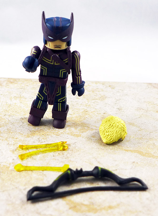 Hawkeye Loose Minimate (Fear Itself: The Mighty Box Set)