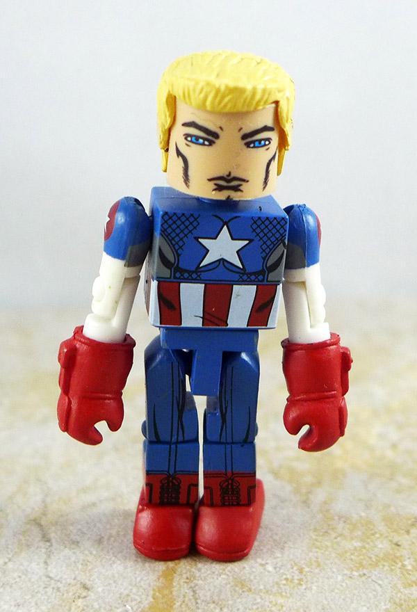 Captain America Partial Loose Minimate (Wave 27)