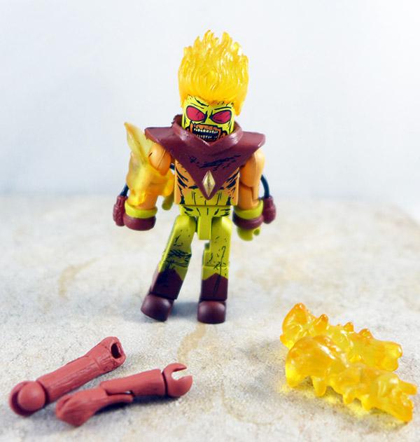 Zombie Pyro Loose Minimate (Villain Zombies Box Set 3)