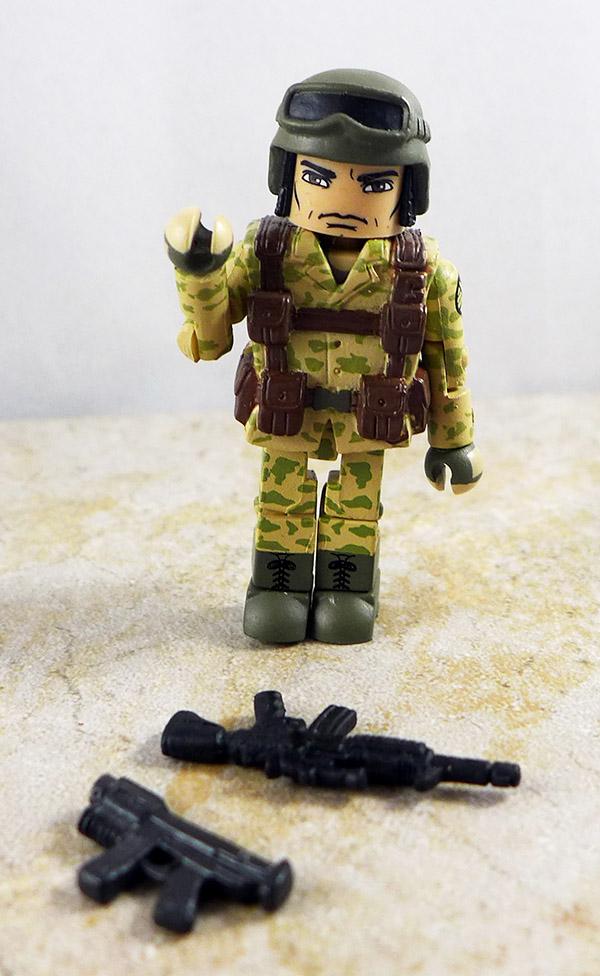 S.H.I.E.L.D. Agent Loose Minimate (Wave 27)