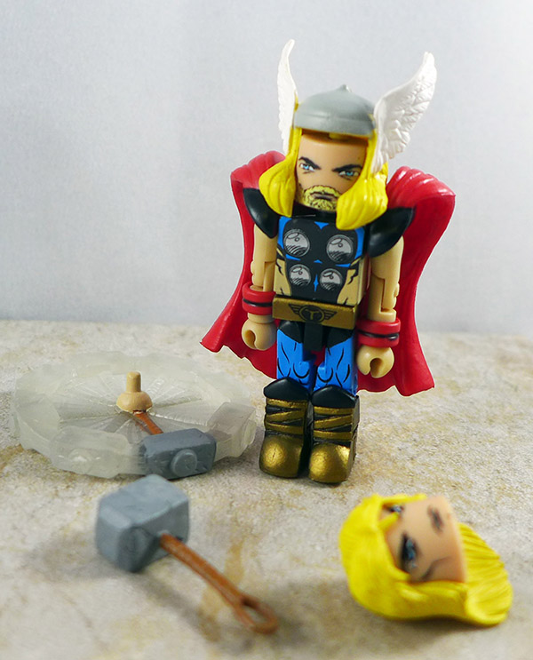 Thor Loose Minimate (Avengers (Iron Man) Box Set)