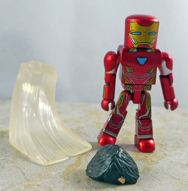 Mark 50 Iron Man Loose Minimate (Avengers Infinity War Box Set)