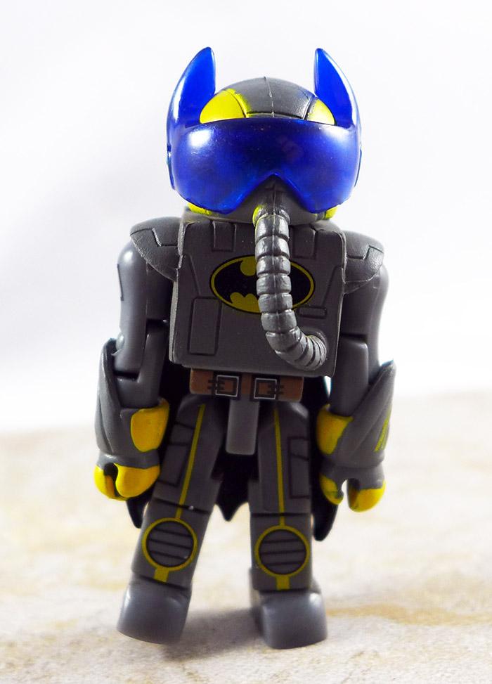 Pilot Batman Loose Minimate (Stealth Batwing C3 Exclusive)