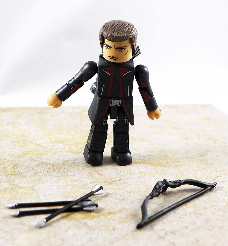 Winter Ops Hawkeye Loose Minimate (Wave 61)