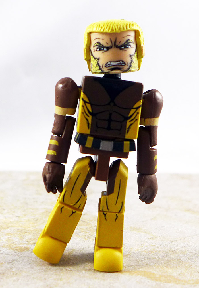 Uncanny Sabretooth Loose Minimate (Wave 62)