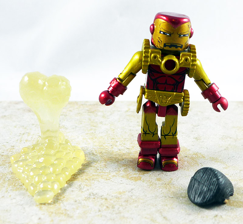 Iron Man 2020 Loose Minimate (Wave 64)