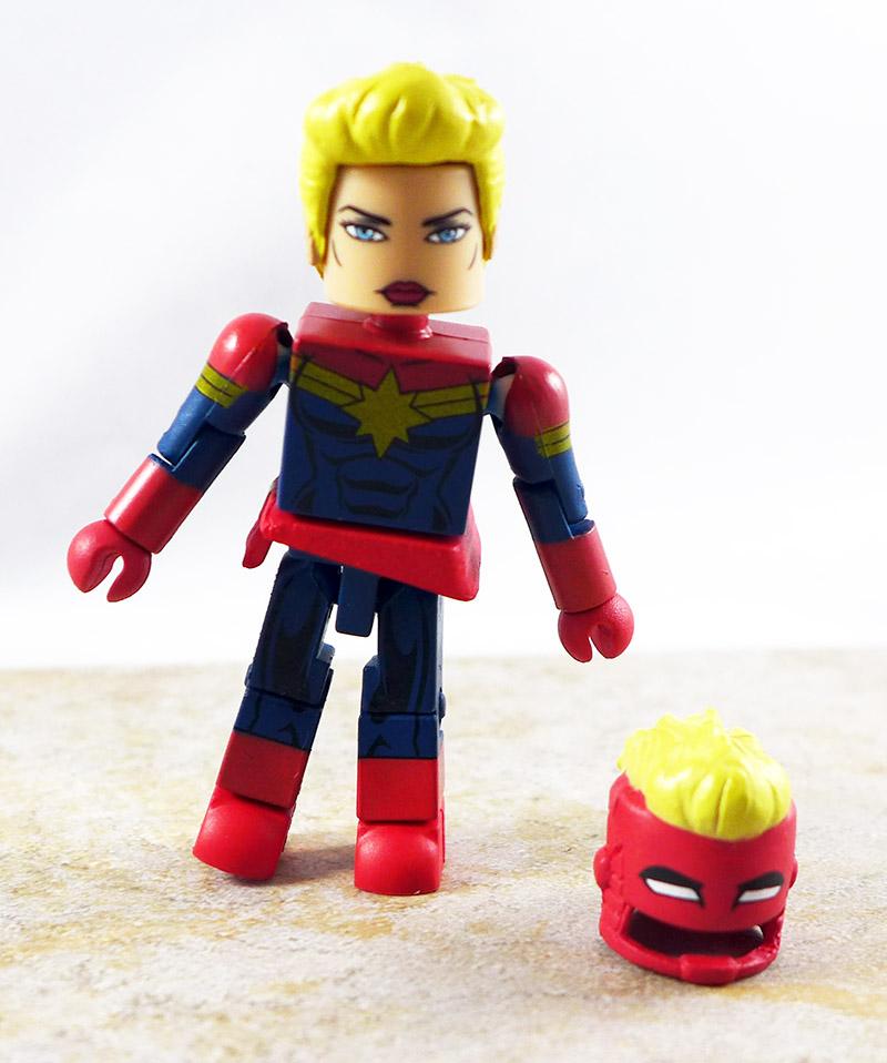 Captain Marvel Loose Minimate (Wave 64)