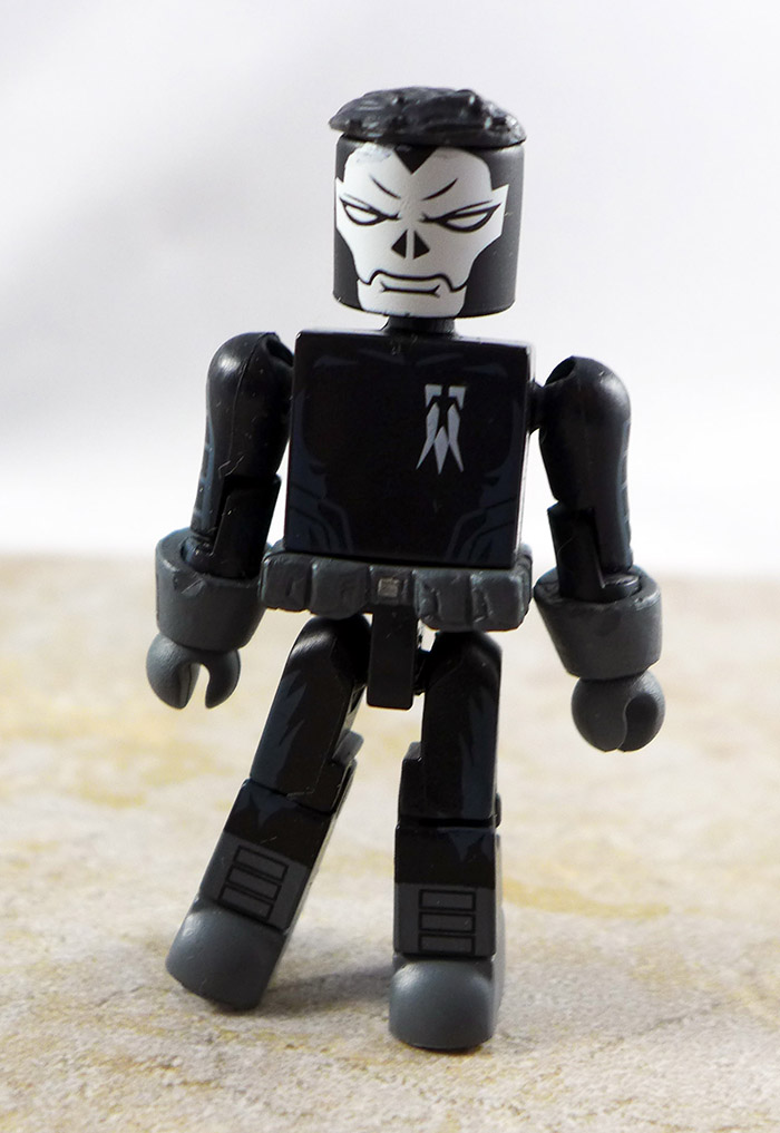 Shadowman Partial Loose Minimate (Comic Book Heroes Wave 1)