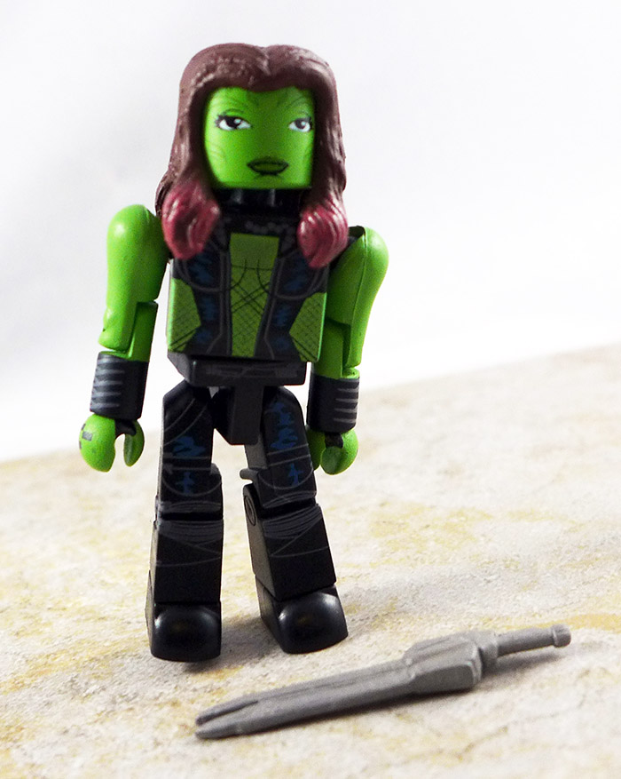 Gamora Loose Minimate (Wave 57)