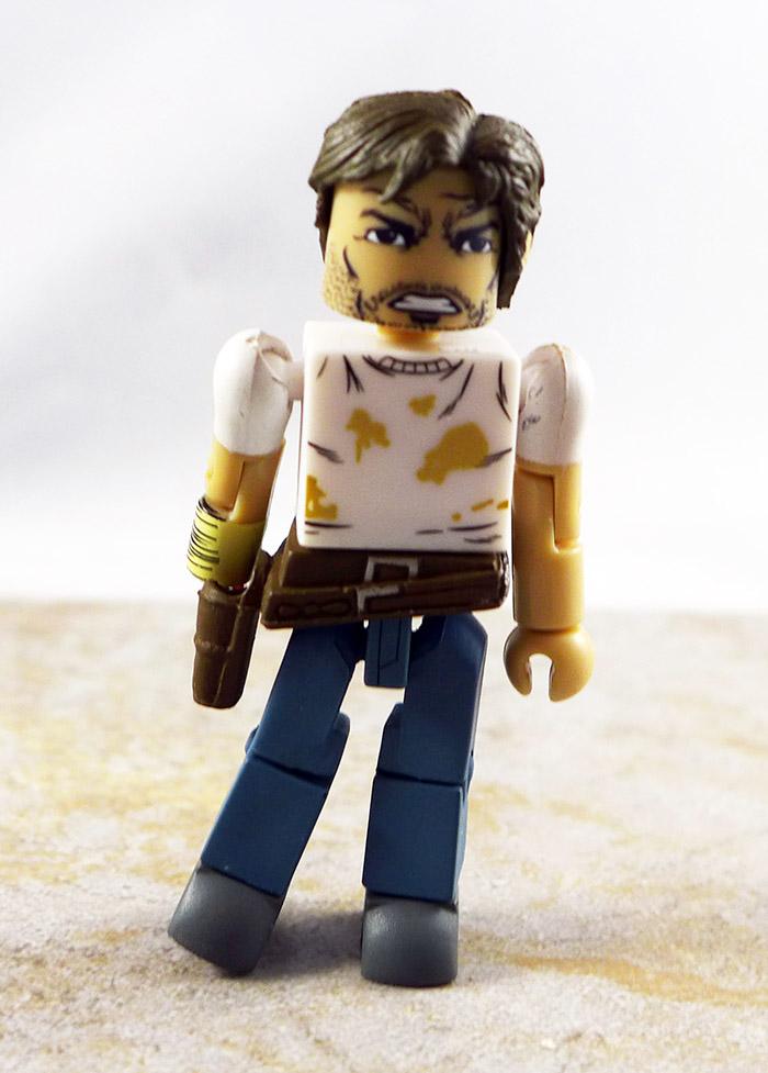 Rick Grimes Custom Loose Minimate (SDCC Exclusive)