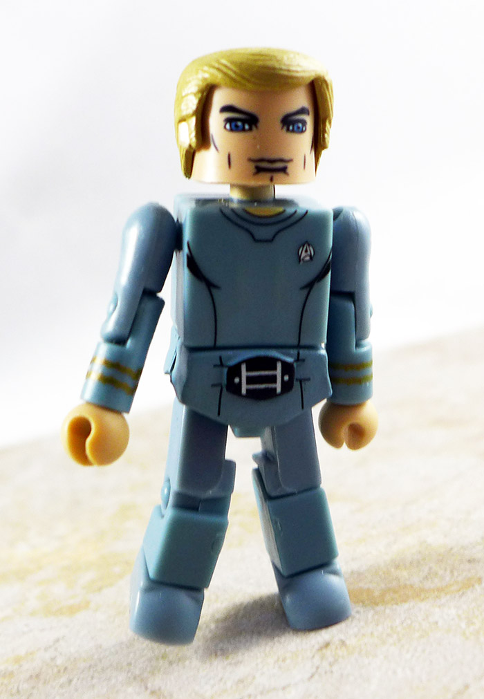 Commander Decker Loose Minimate (Star Trek Series 5)