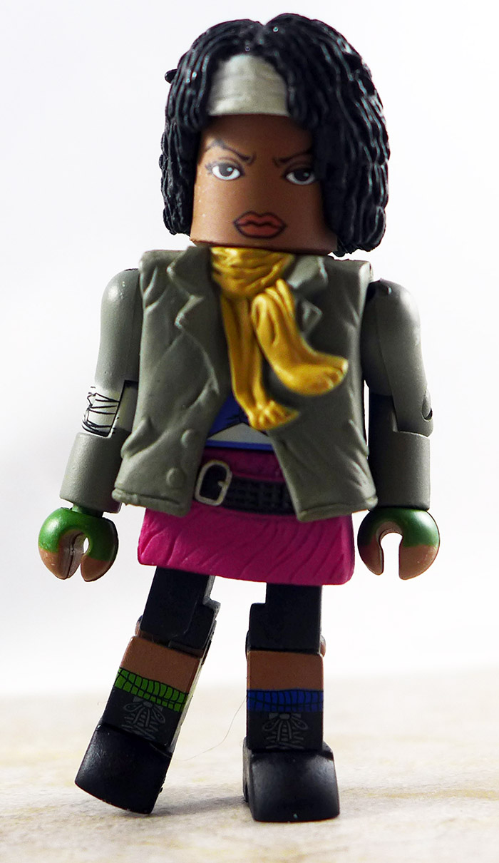 Michonne Partial Loose Minimate (Walking Dead Wave 2)