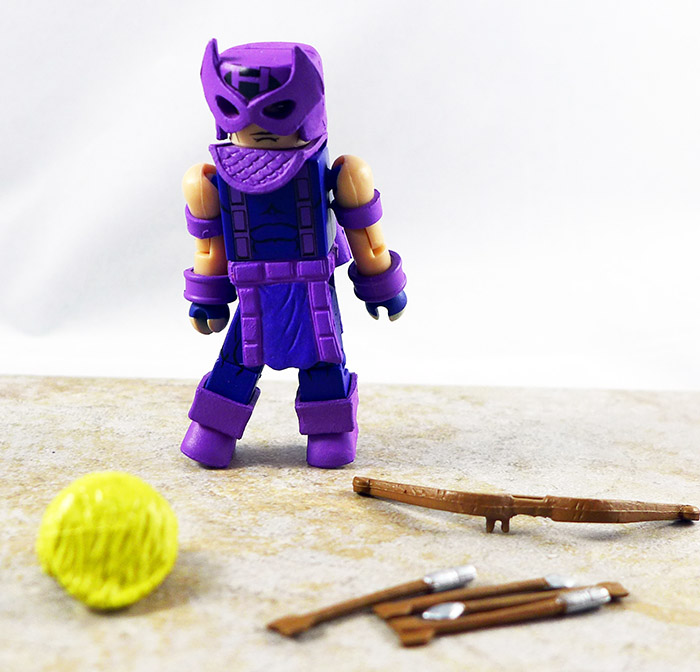 Classic Hawkeye Loose Minimate (Greatest Hits Wave 2)