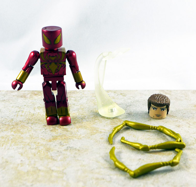 Iron Spider-Man Loose Minimate (TRU Wave 21)
