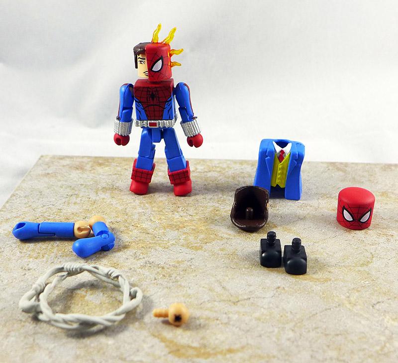 Spider-Sense Peter Parker Loose Minimate (TRU Wave 25)