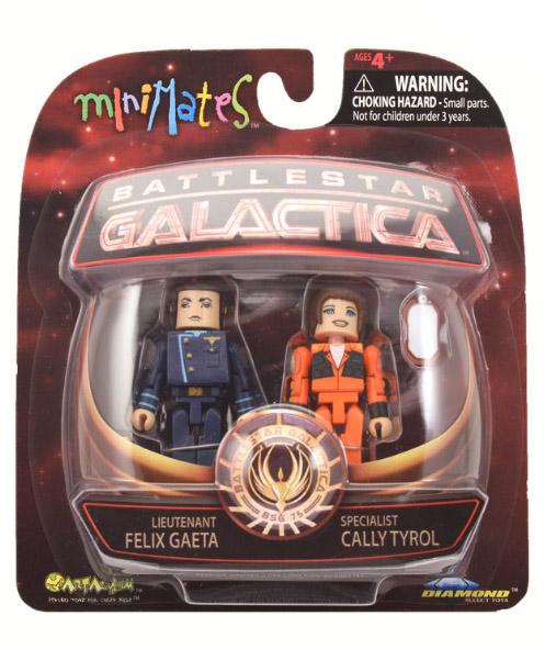 Felix & CallyBSG Minimates