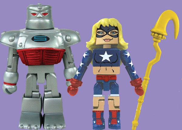 Stargirl & S.T.R.I.P.E. DC Minimates