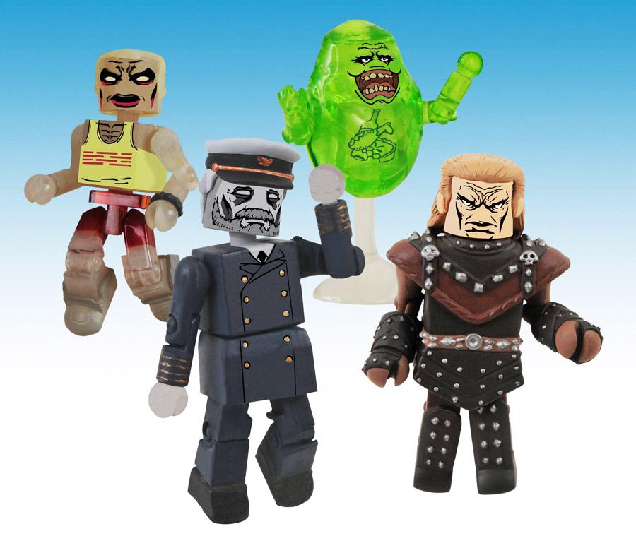 Ghostbusters Minimates Series 4 Box Set