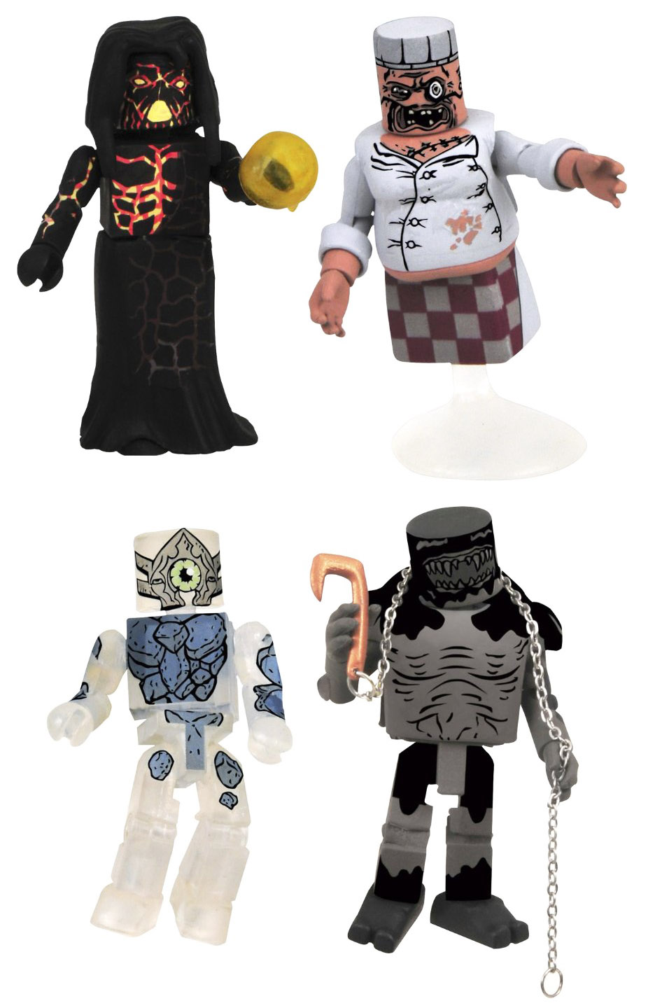 Ghostbusters Minimates Video Game Box Set
