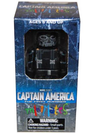 Captain America Army Builder Hydra Pilot Single Pack Minimate