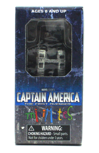 Captain America Army Builder Hydra Flame Trooper Single Pack Minimate