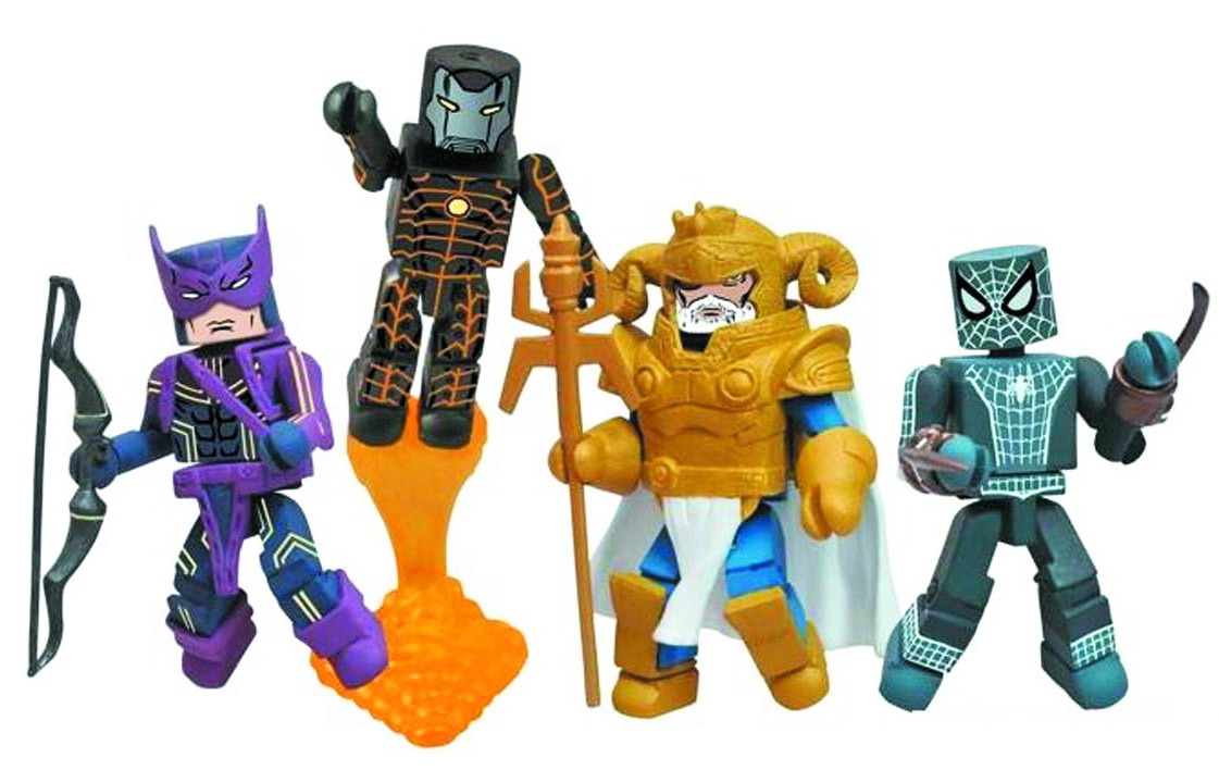 Fear Itself: The Mighty Marvel Minimates Box Set