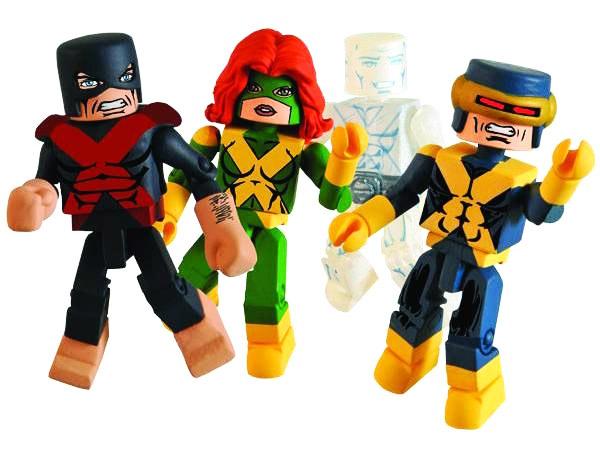 X-Factor Marvel Minimates Box Set