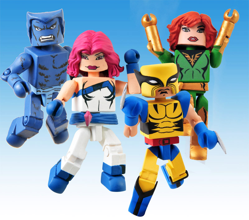 Secret Invasion Marvel Minimates Box Set