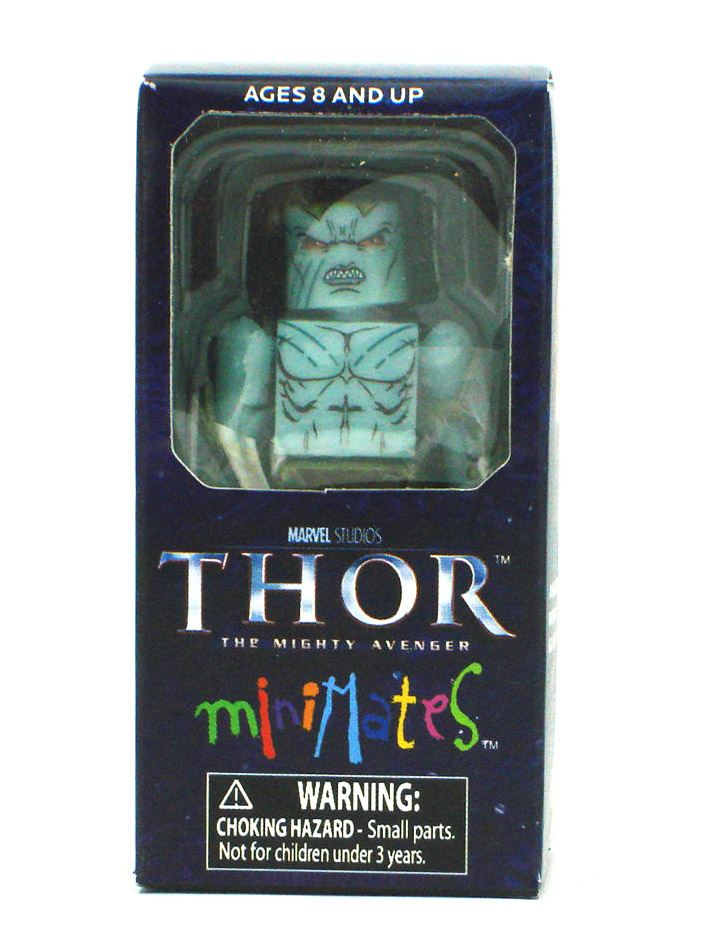 Thor Army Builder Frost Giant #2 Single Pack Minimate