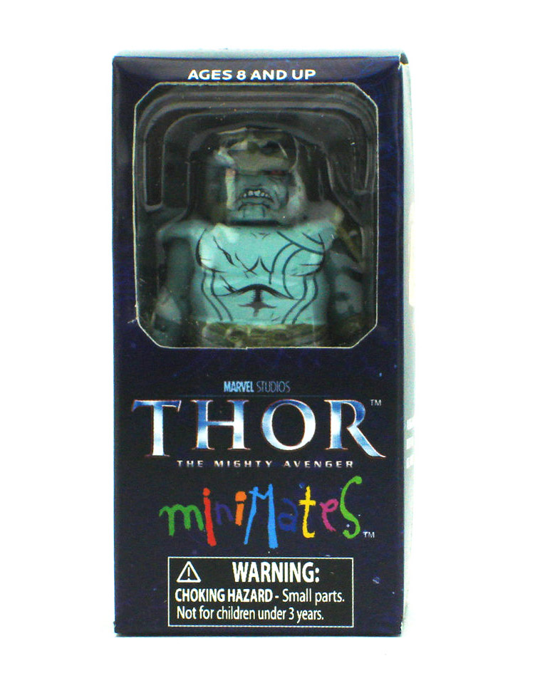 Thor Army Builder Frost Giant #1 Single Pack Minimate