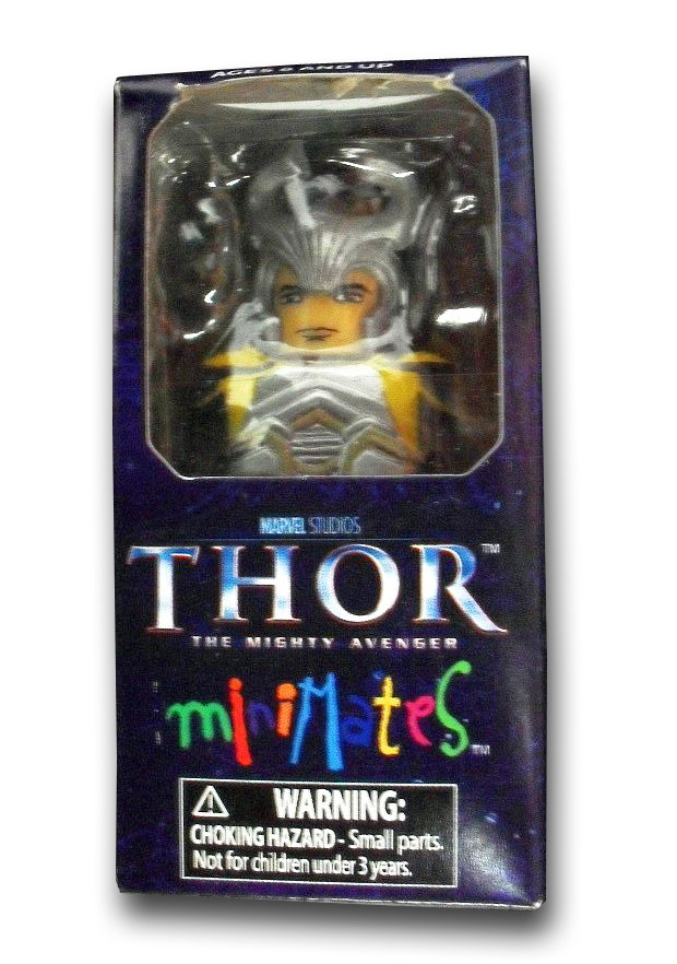 Thor Army Builder Asgardian Royal Guard Single Pack Minimate