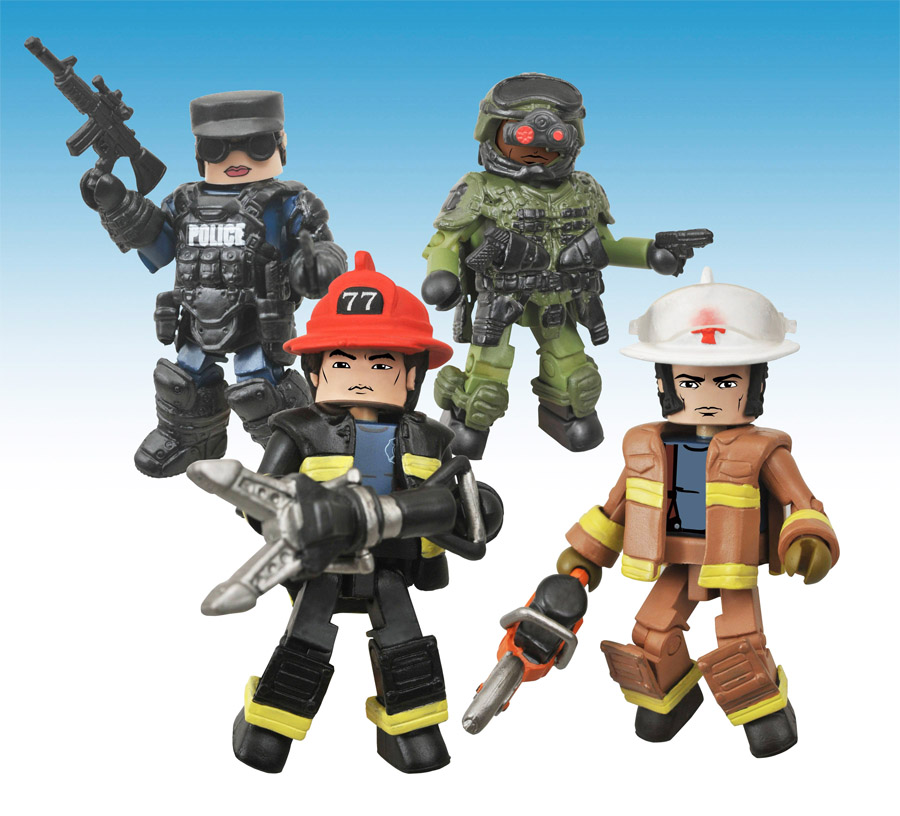 Minimates MAX Box Set