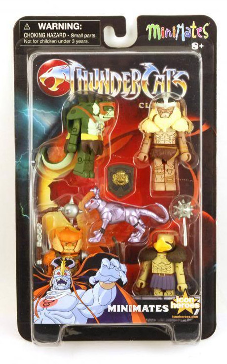 ThunderCats Minimates Series 2 Box Set