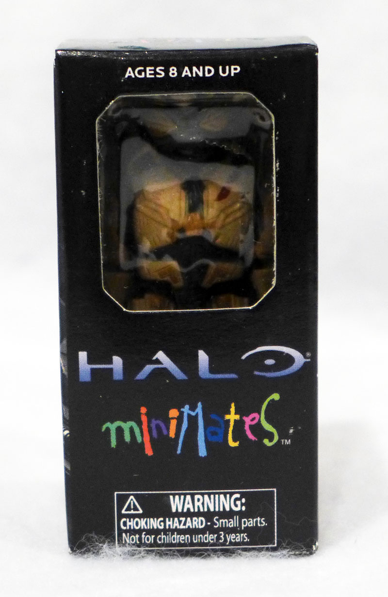 Elite Assault (Khaki) Halo Single Pack Minimate