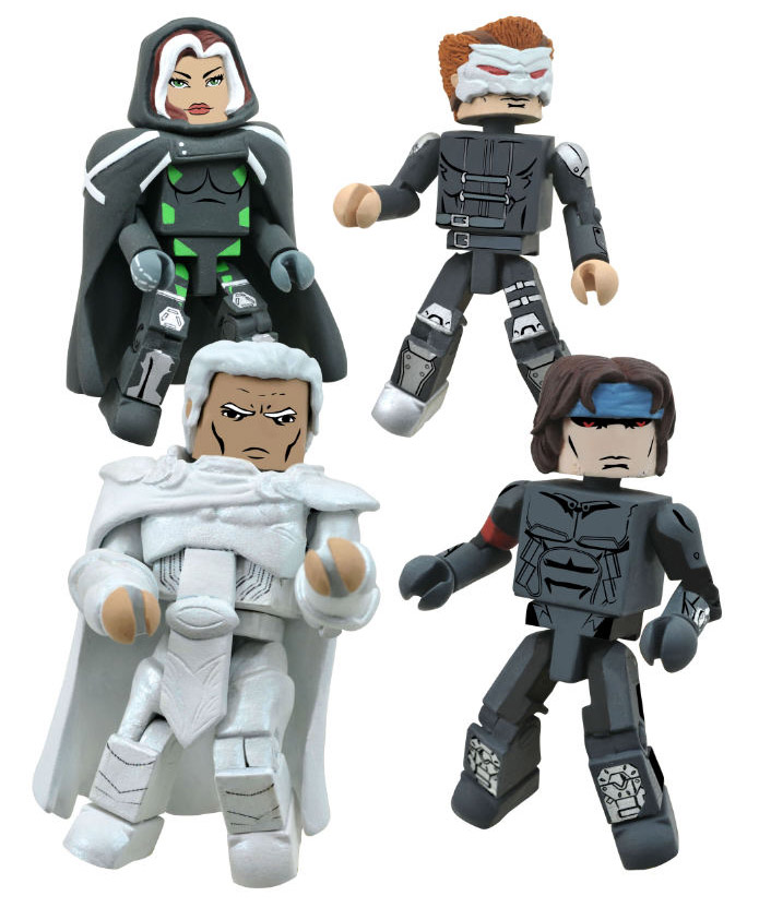 Age of X Minimates Box Set