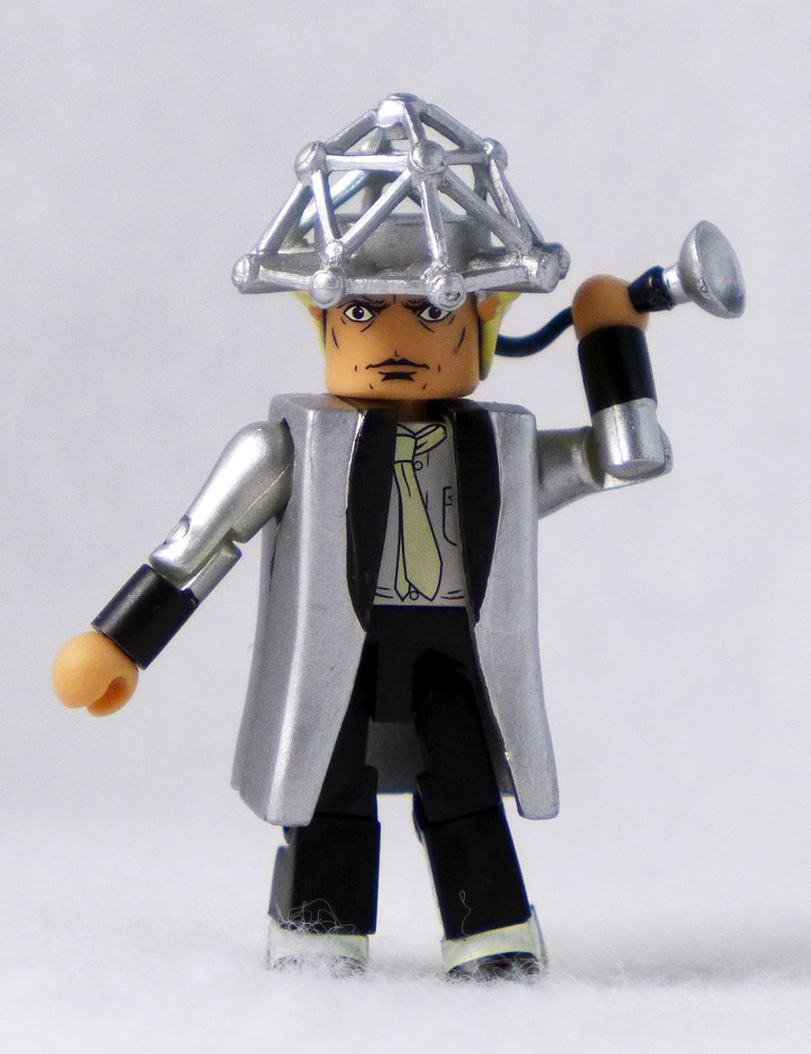 Doc Brown Back to the Future Loose Minimate (no alternate hair)