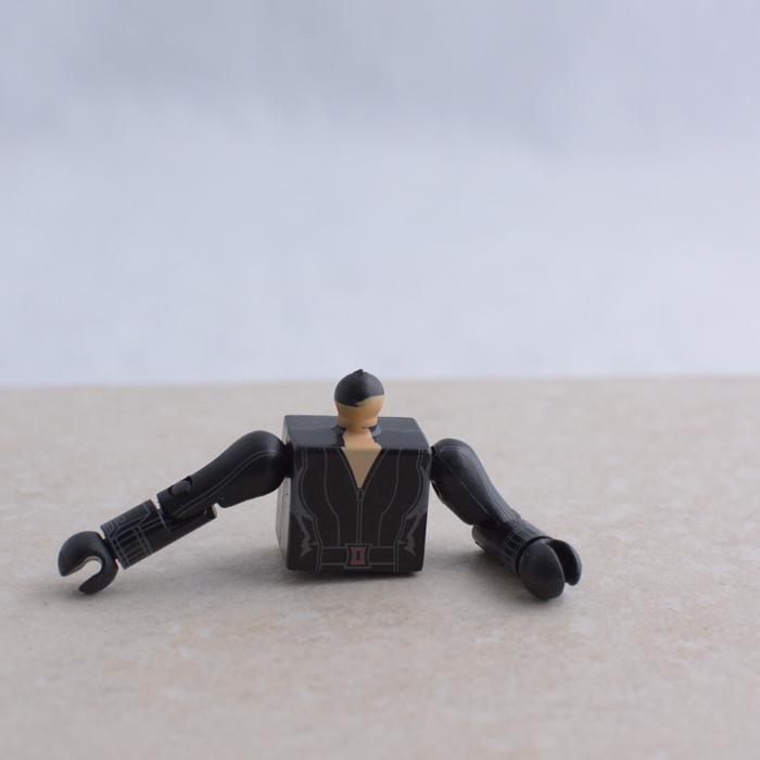 Black Widow Torso and Arms