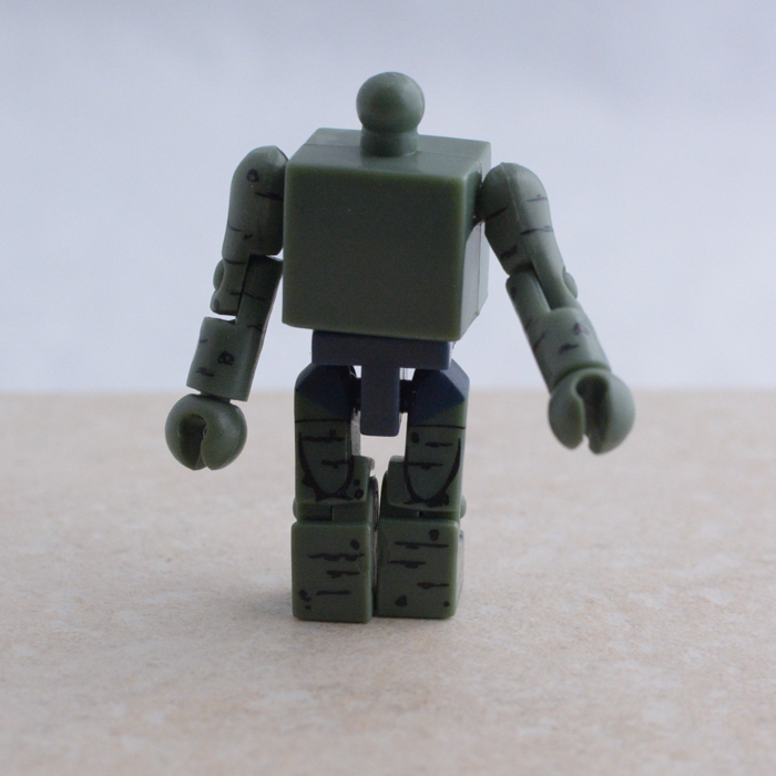 Hulk Body Footless Headless
