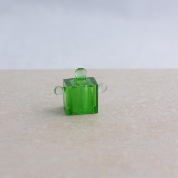 Clear Green Torso