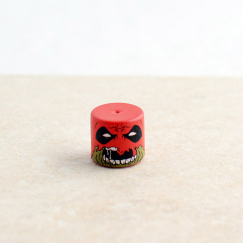Deadpool Zombie Head