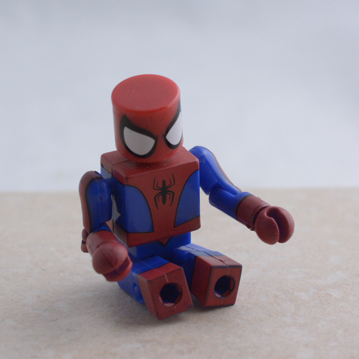 Footless Simple Spiderman