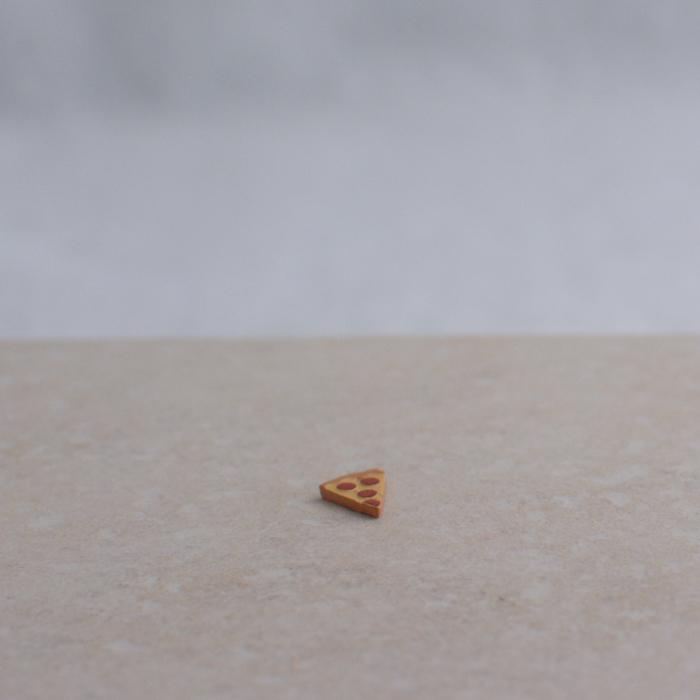 Tiny Pizza Slice