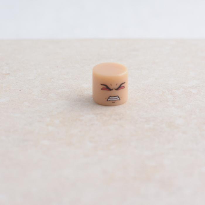 Red Eye'd Grump-a-lump Head