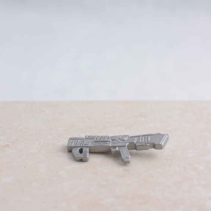 Silver Large Gun