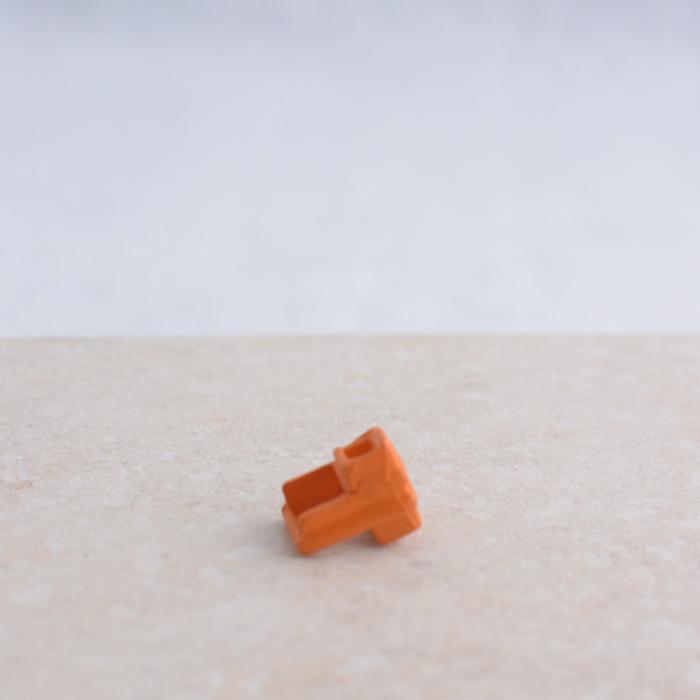 Orange Leg Holster