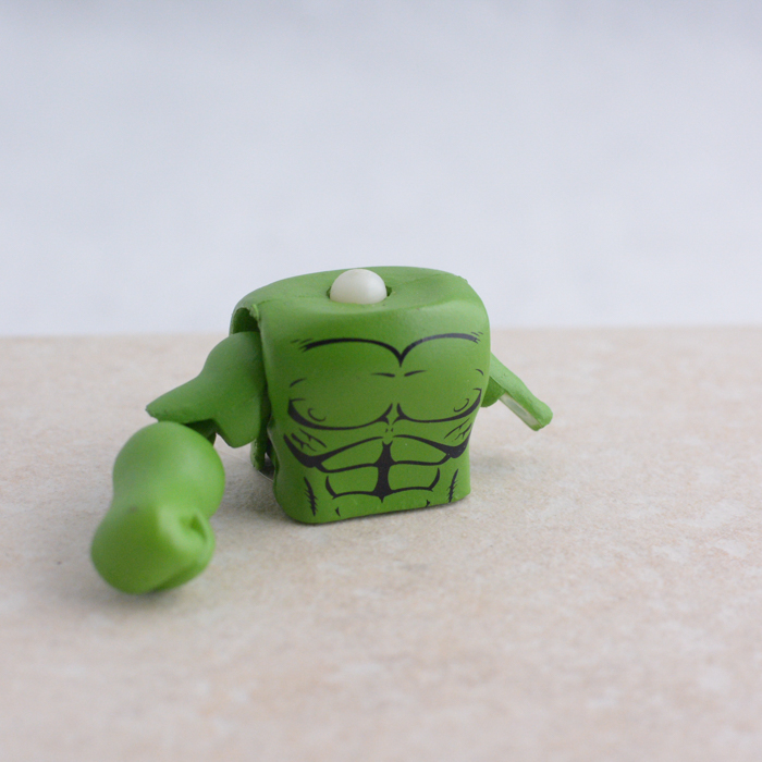 Hulk Torso and One Arm
