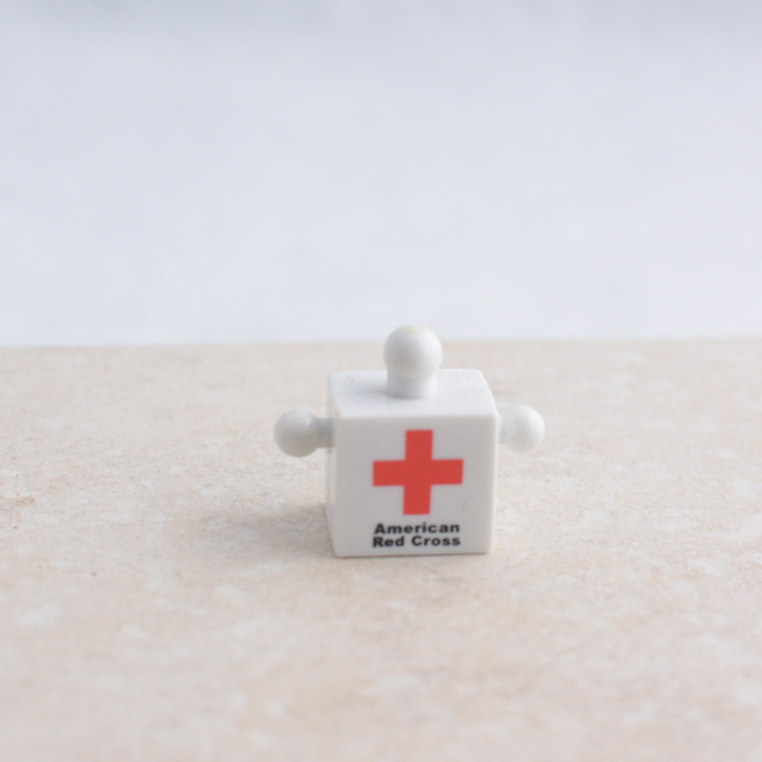 American Red Cross Torso