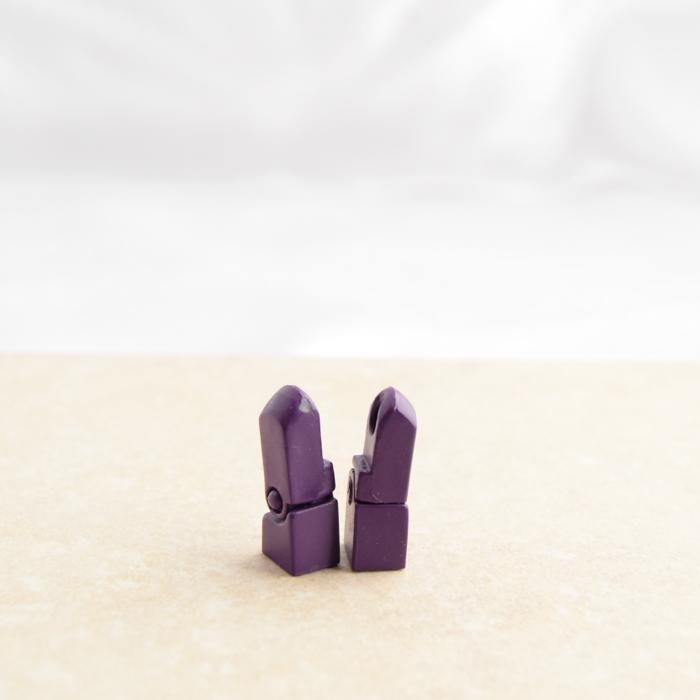 Purple Legs
